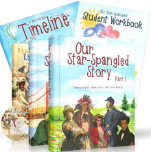 Our Star Spangled Story Curriculum Package