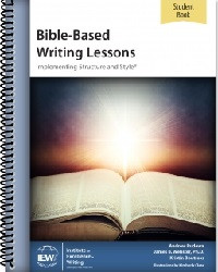 Bible Based Writing Lessons - Student