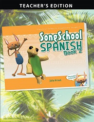 Song School Spanish   2 Teacher