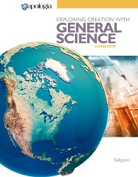Apologia Exploring Creation with General Science 3rd Edition  Textbook