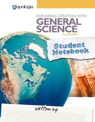 Apologia Exploring Creation with General Science 3rd Edition  Notebook