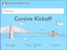 2nd Grade - Cursive Kickoff
