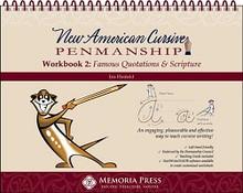 New American Cursive 2: Famous Quotations & Scripture