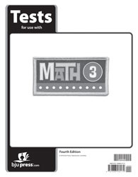 Math 3 Tests (4th ed.)