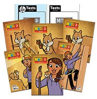 Math 3 Subject Kit (4th ed.)