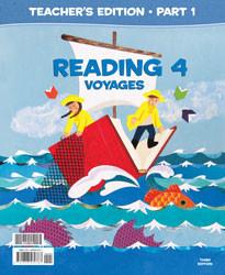 Reading 4 Teacher's Edition (3rd ed.)