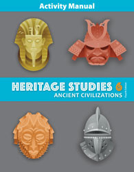 Heritage Studies Grade 6 Activities Manual 4th Edition