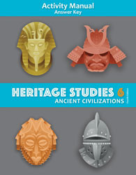 Heritage Studies Grade 6 Activities Manual Answer Key  4th Edition