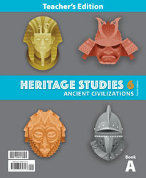 Heritage Studies Grade 6 Teacher's Edition  4th Edition