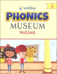 Phonics Museum K Student Workbook 4th Edition