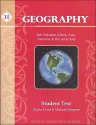 Geography 2 Student Text