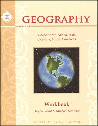 Geography 2 Student Workbook