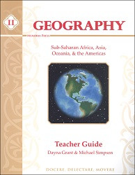 Geography 2 Teacher Guide