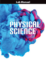 Physical Science Lab Manual 6th Edition