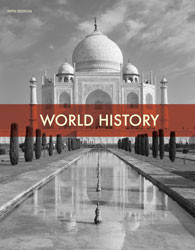 World  History Student Text  5th Edition