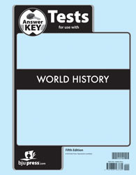 World  History Test Key  5th Edition