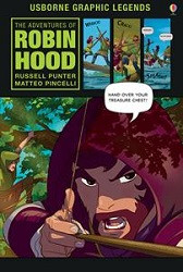 Adventures of Robin Hood  (Usborne Graphic)