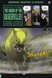 Sherlock Holmes: The Hound of the Baskervilles  (Usborne Graphic)