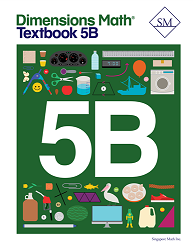 Grade 5 - Dimensions Math Textbook 5B