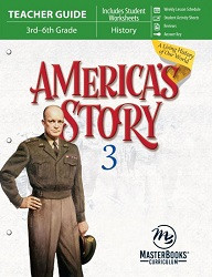 America's Story Book 3: Early 1900's to Modern Times Teacher