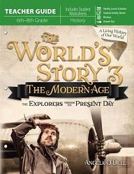 World's Story 3  Modern Age to Present Day  Teacher