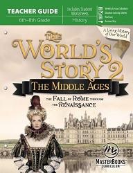 World's Story 2  Fall of Rome Through Renaissance  Teacher