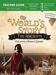 World's Story 1  Creation to Roman Empire  Teacher