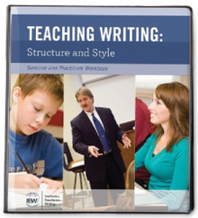 Teaching Writing Structure and Style Workbook 2nd ed