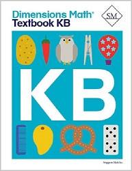 Dimensions  Math Kindergarten B Textbook