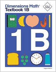 Dimensions Math  1B Textbook