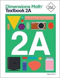 Dimensions Math  2A Textbook