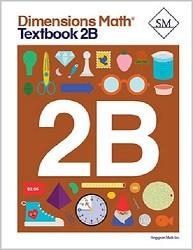 Dimensions Math  2B Textbook