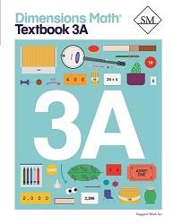 Dimensions Math  3A Textbook