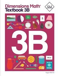 Dimensions Math  3B Textbook
