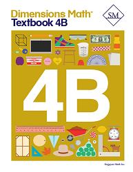 Dimensions Math  4B Textbook
