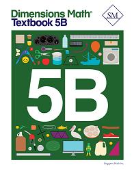 Dimensions Math  5B Textbook