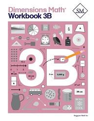 Dimensions Math  3B Workbook