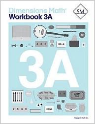 Dimensions Math  3A Workbook