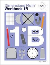 Dimensions Math  1B Workbook
