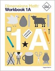 Dimensions Math  1A Workbook