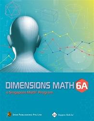 Dimensions Math  6A Textbook