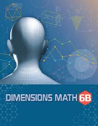 Dimensions Math  6B Textbook