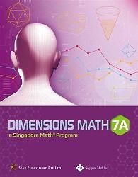 Dimensions Math  7A Textbook