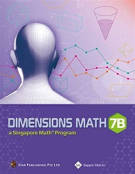 Dimensions Math  7B Textbook