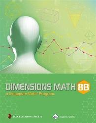 Dimensions Math  8B Textbook