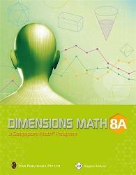 Dimensions Math  8A Textbook