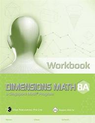 Dimensions Math  8A Workbook