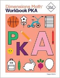 Dimensions   Math   Pre-K A Workbook
