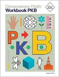 Dimensions  Math   Pre-K B Workbook