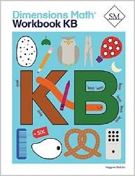 Dimensions  Math Kindergarten B Workbook